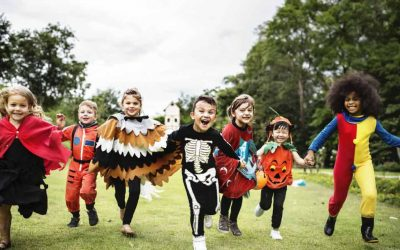 Halloween Costumes for Sensory Sensitive Kids